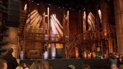 CIBC Theatre secção Orchestra L