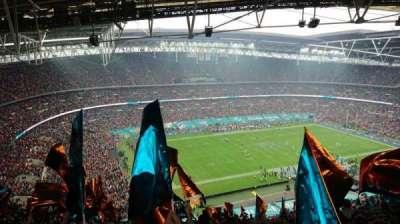 Wembley Stadium secção 506
