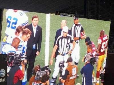AT&T Stadium secção 450