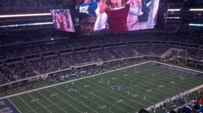 AT&T Stadium secção 417