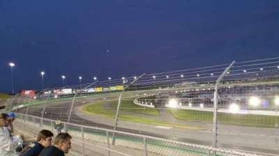 Kentucky Speedway secção Grandstand 6C