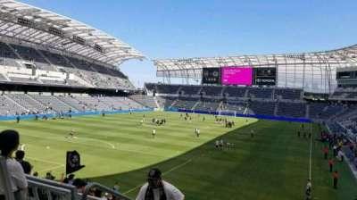 Banc of California Stadium secção 101