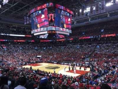 Scotiabank Arena secção 106