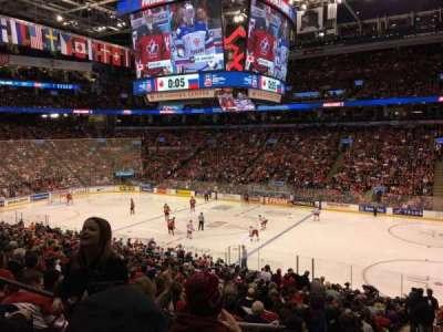 Scotiabank Arena secção 117M