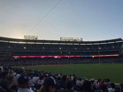 Angel Stadium secção 129