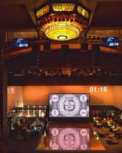 Belasco Theatre, secção: Mezzanine C, fila: E, lugar: 107