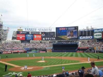 Yankee Stadium secção 119