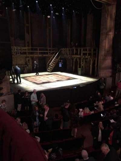 PrivateBank Theatre, secção: Dress Circle Box 1, fila: BX1, lugar: 205