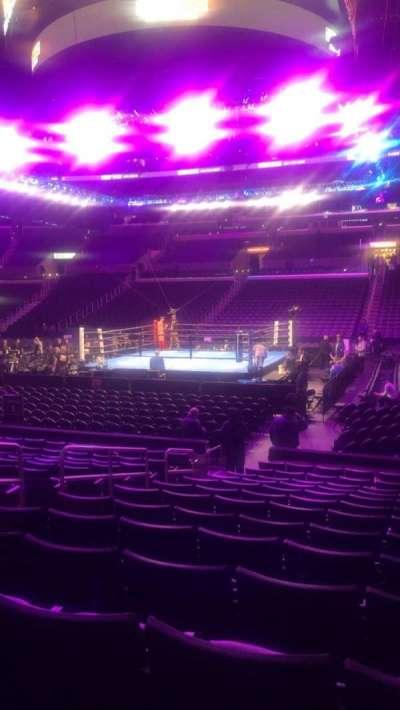 Staples Center, secção: 110, fila: 13, lugar: 16