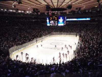 Madison Square Garden secção 344
