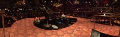 Imperial Theatre, secção: Stage, fila: SA, lugar: 1