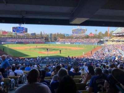 Dodger Stadium secção 2FD