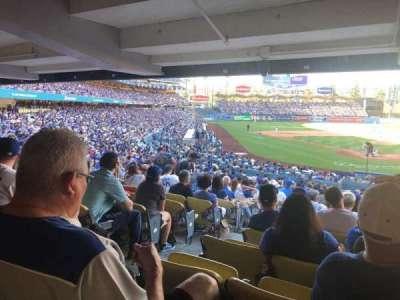 Dodger Stadium secção 2DL