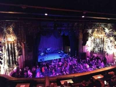 The Fonda Theatre , secção: BALC, fila: GA, lugar: Left Side