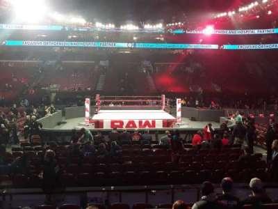 Wells Fargo Arena secção 113
