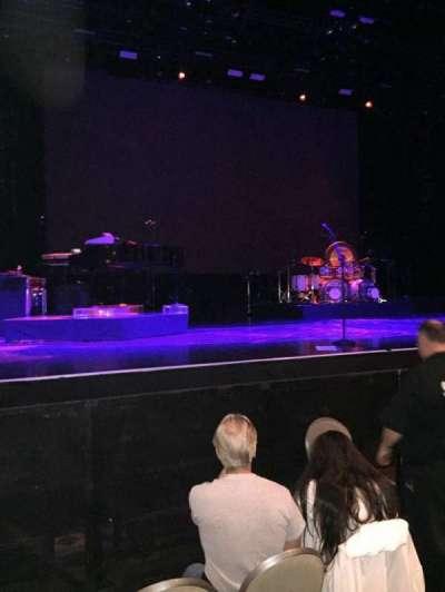 Borgata Event Center, secção: 200, fila: 4, lugar: 13