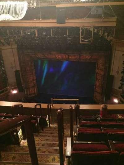St. James Theatre secção Balcony Right