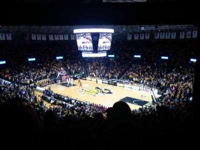 Charles Koch Arena secção 118