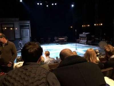 The Newman Theater at the Joseph Papp Public Theatre, fila: F, lugar: 12