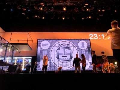 Belasco Theatre secção Orchestra C