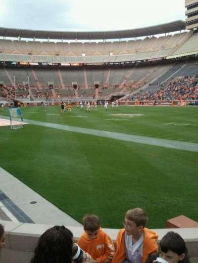 Neyland Stadium secção P