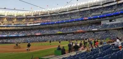 Yankee Stadium secção 027B