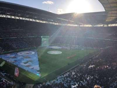 Wembley Stadium secção 507