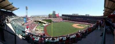 Angel Stadium secção V507