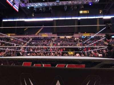 Nassau Veterans Memorial Coliseum secção E