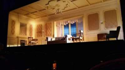 American Airlines Theatre secção Orchestra R