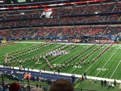 AT&T Stadium secção C332