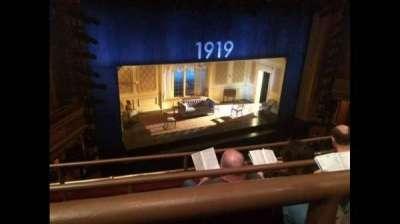 American Airlines Theatre, secção: Front Mez, fila: C, lugar: 134