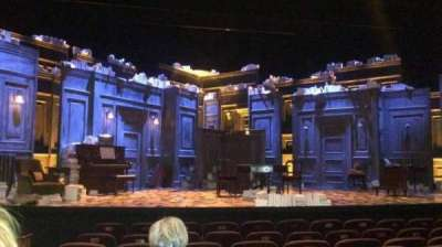 American Airlines Theatre, secção: Orch, fila: H, lugar: 114