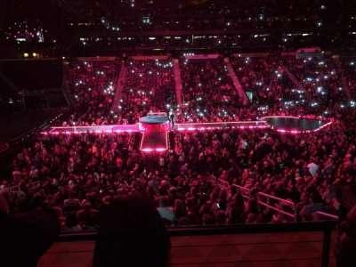 Philips Arena, secção: 116