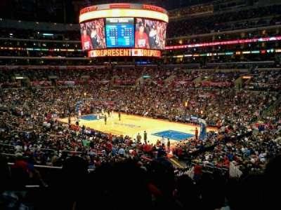 Staples Center secção Pr1