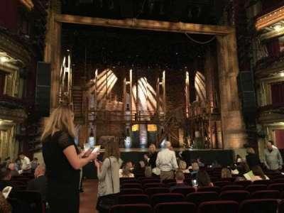 PrivateBank Theatre, secção: Orchestra C, fila: R, lugar: 101