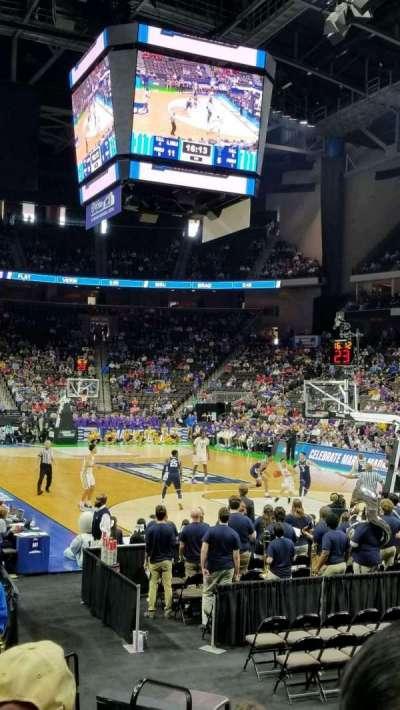VyStar Veterans Memorial Arena secção 121