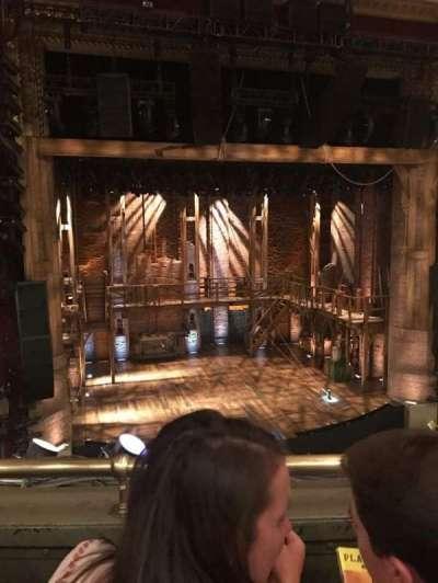 PrivateBank Theatre, secção: mezzanine lc, fila: B, lugar: 317