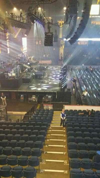 Allstate Arena secção 203