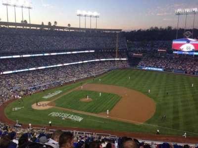 Dodger Stadium secção 24RS
