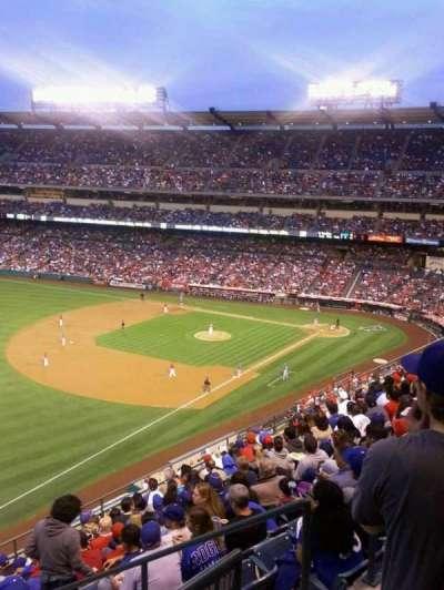 Angel Stadium secção V508