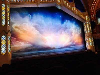 Eugene O'Neill Theatre secção Orchestra L
