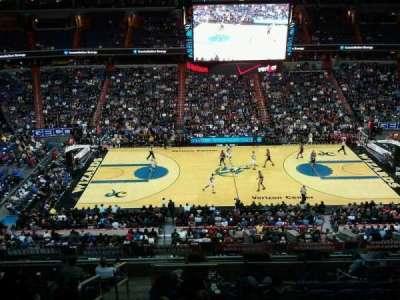 Capital One Arena secção 300