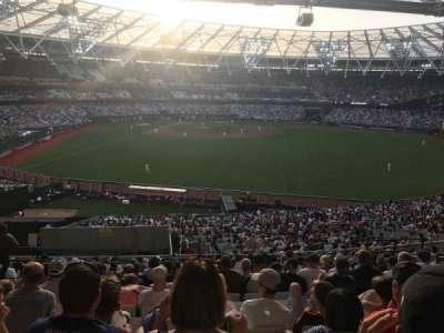 London Stadium secção 230