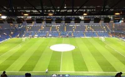 Stamford Bridge, secção: WEST STAND UPPER 4, fila: 14, lugar: 106