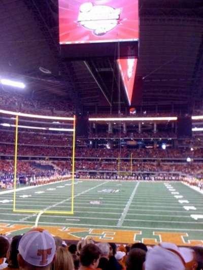 AT&T Stadium secção 122