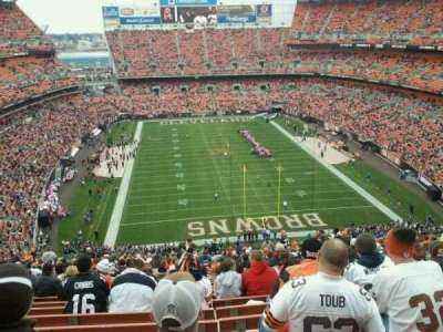 FirstEnergy Stadium secção 319