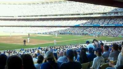 Dodger Stadium secção 35FD