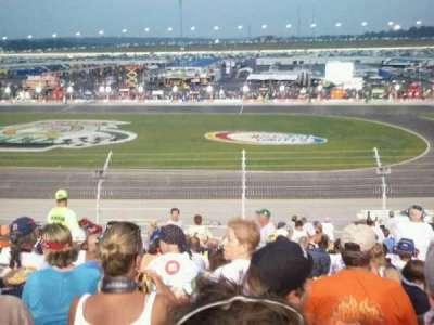Kentucky Speedway secção Grandstand 3K