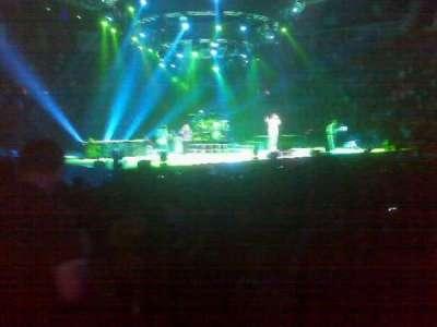 Michelob Ultra Arena secção 108